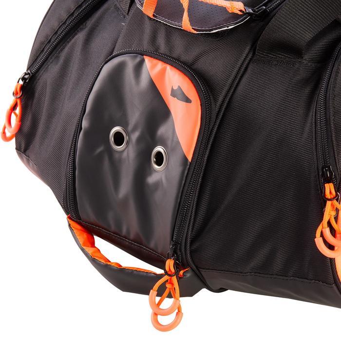 Tas voor racketsporten Artengo LB 960 zwart / oranje