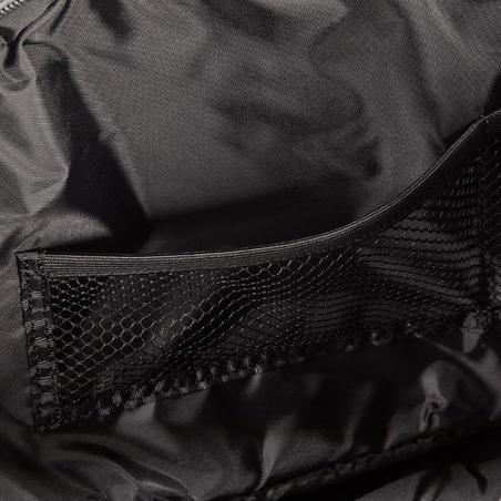 Cумка тенісна 530, розмір L - Чорна/Помаранчева