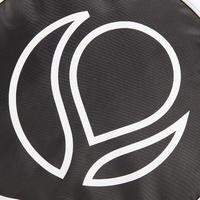Protective Padel Cover - Black/White