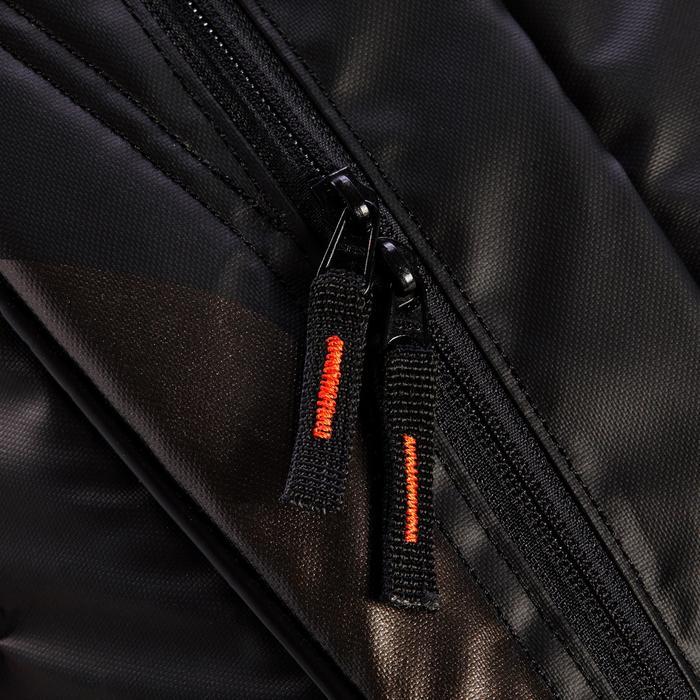 網球袋530 L-黑橘配色