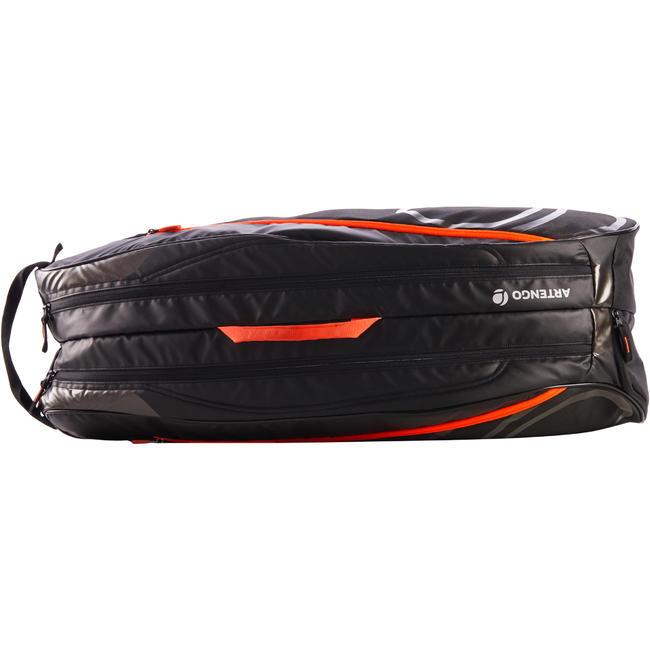 Tennis Bag 530 L - Black/Orange