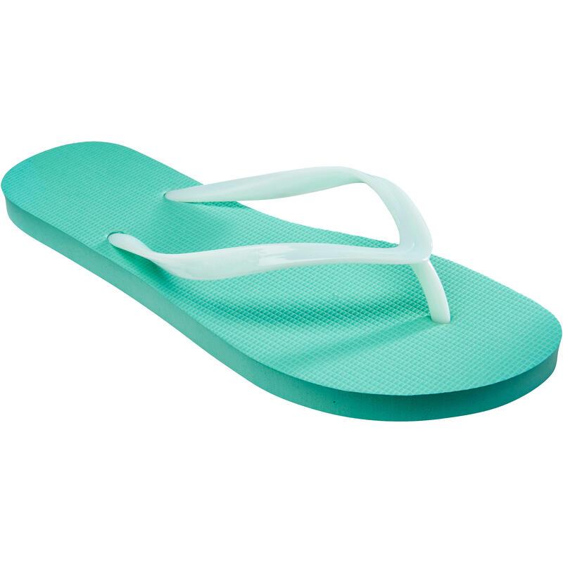 Sandalias Mujer TO 100 Verde Frozen