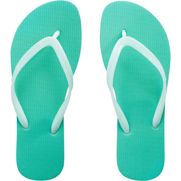 CHANCLAS Mujer TO 100 Verde Frozen