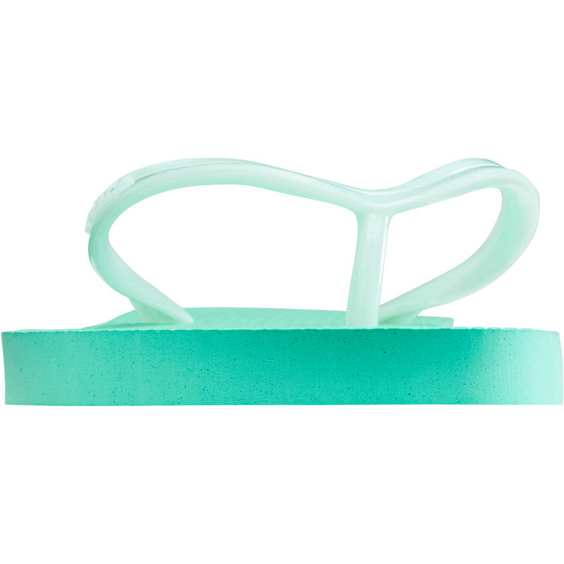 Women's FLIP-FLOPS TO 100 Frozen Green