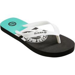 Chanclas Niño TO 150 B Surf negro