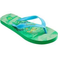 TO 150 B Surf Boys' Flip-Flops - Black