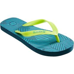 Chanclas TO 150 B Patch Azul
