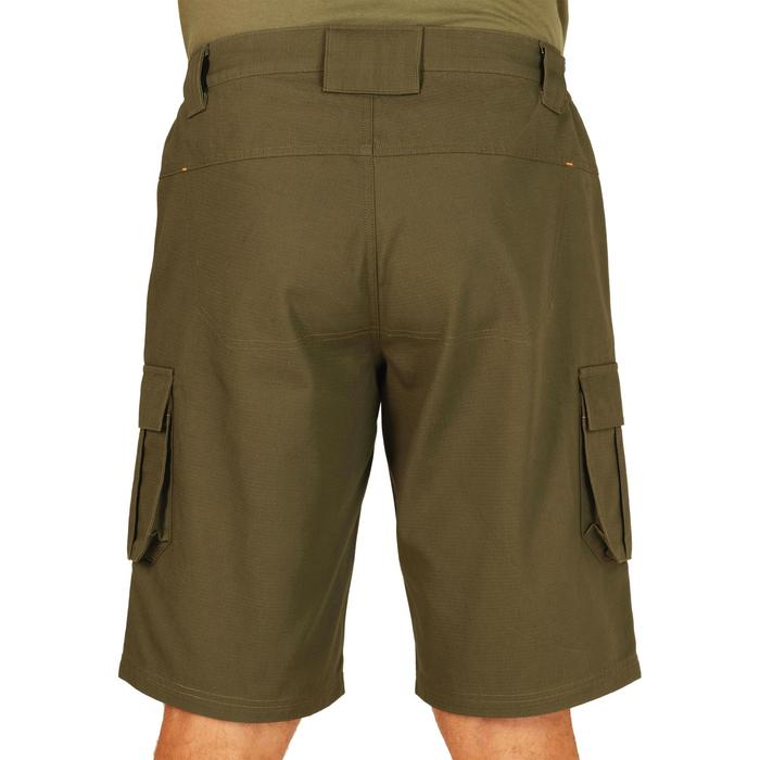 500 Camouflage hunting Bermuda half tone green - 1289308