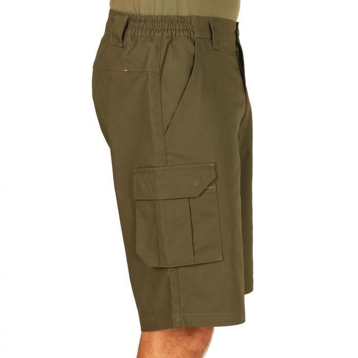 500 Camouflage hunting Bermuda half tone green - 1289310