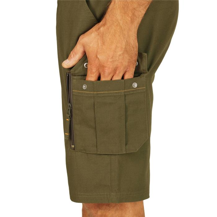 500 Camouflage hunting Bermuda half tone green - 1289315