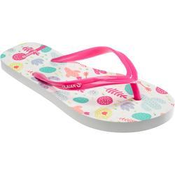 TO 150 G Geo Girls' Flip-Flops - Blue