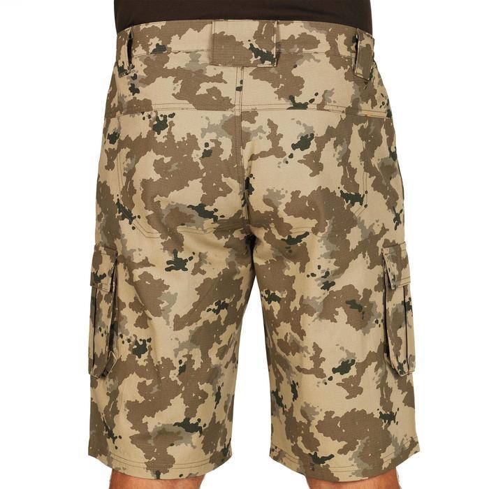 500 Camouflage hunting Bermuda half tone green - 1289354
