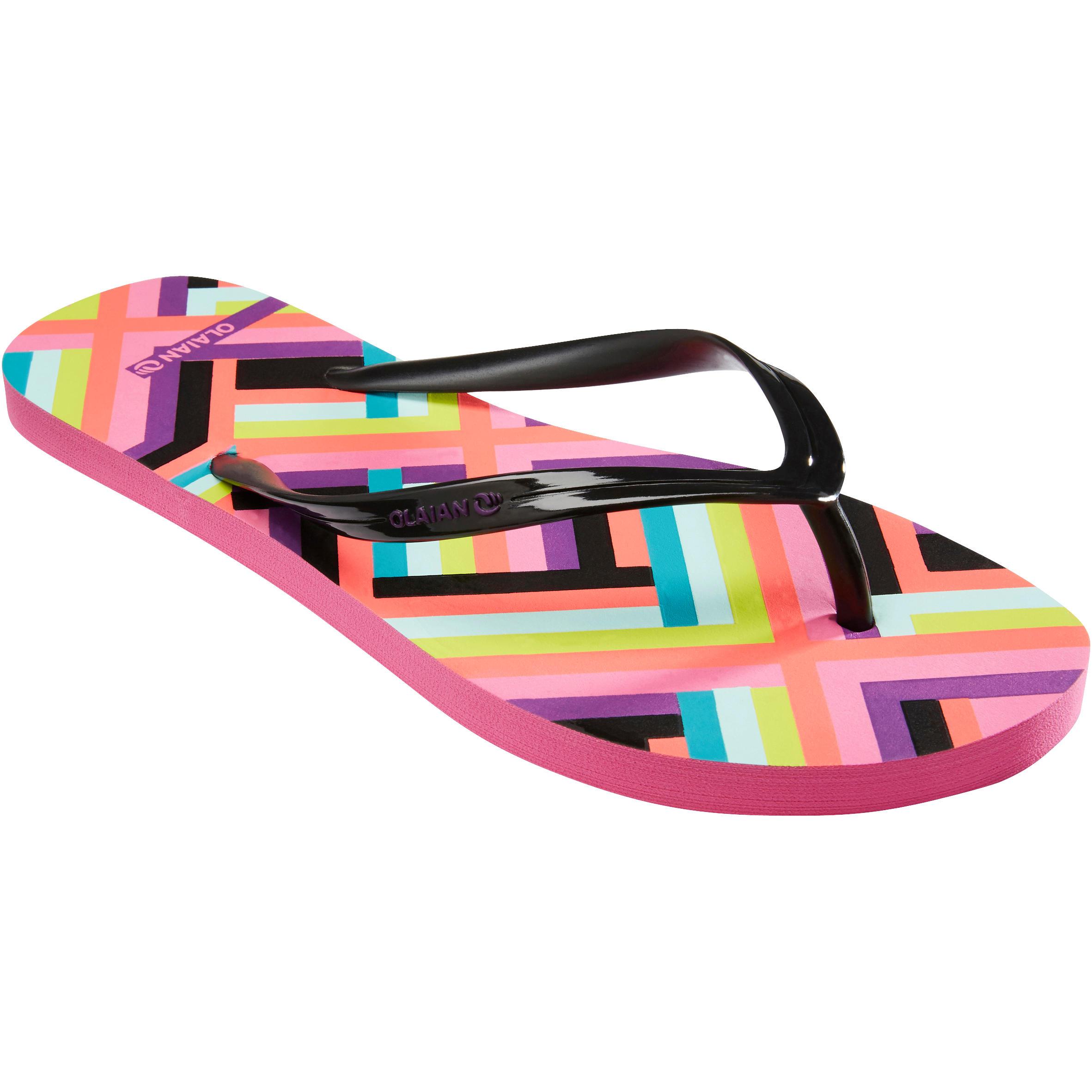 TO 150 W Pop Women's Flip-Flops