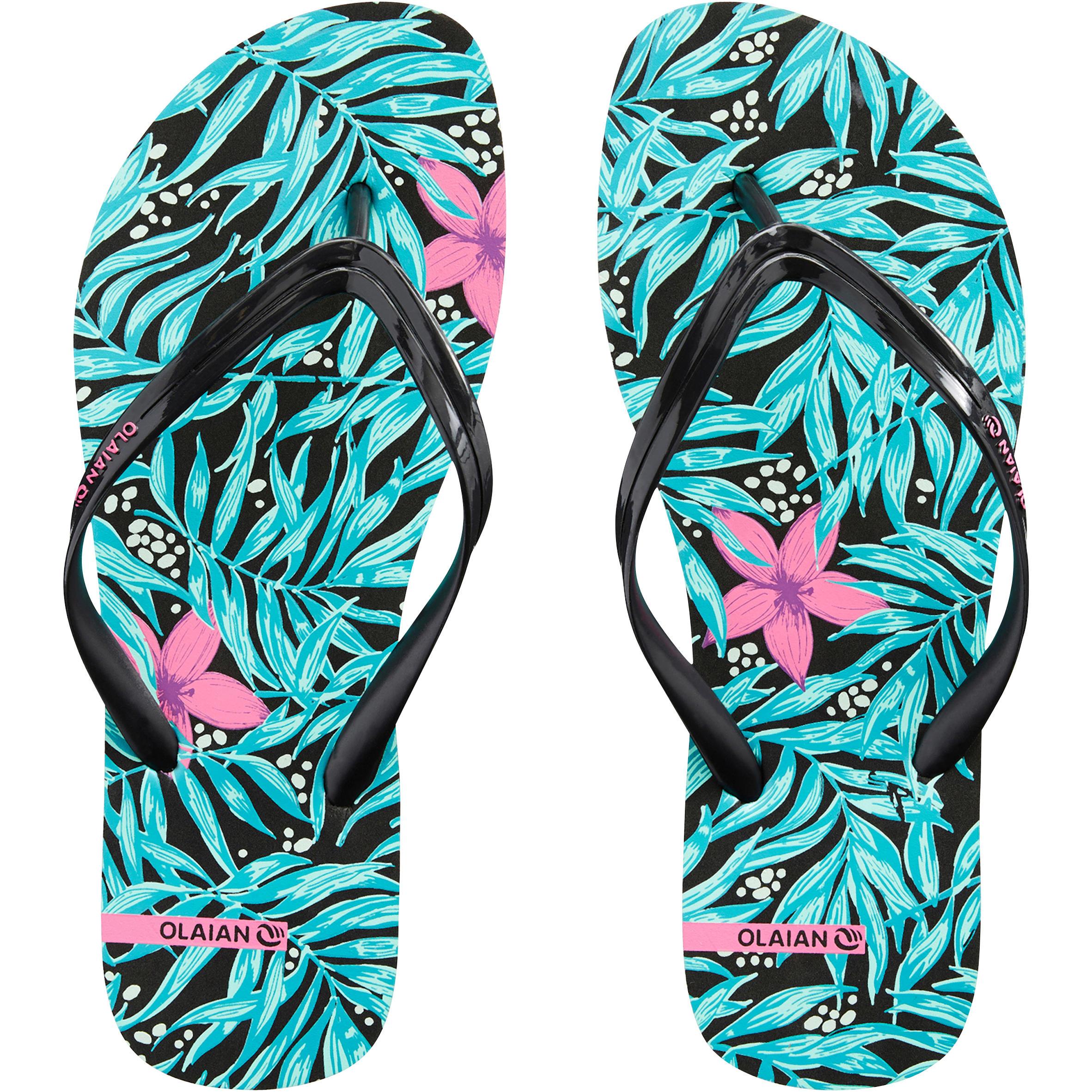 TO 150 W Bali Women's Flip-Flops - Black