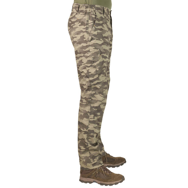 Men Trousers Pants SG-500 Camo Halftone Green
