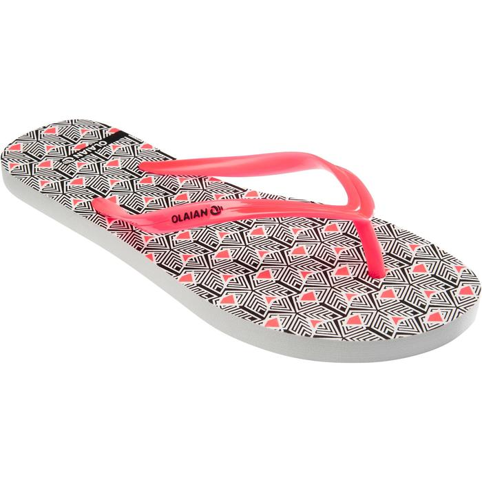 女款夾腳拖鞋TO 120-菱形款