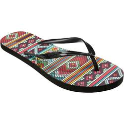 Chanclas De Playa Surf Olaian TO 120 Mujer Multicolor