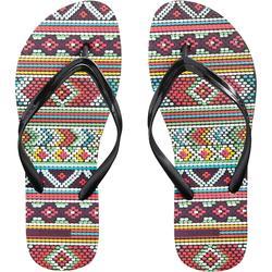 女款夾腳拖鞋120-圖騰款