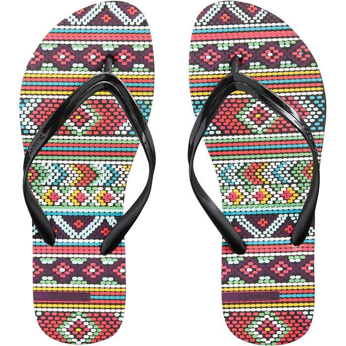 女款夾腳拖鞋TO 120-圖騰款