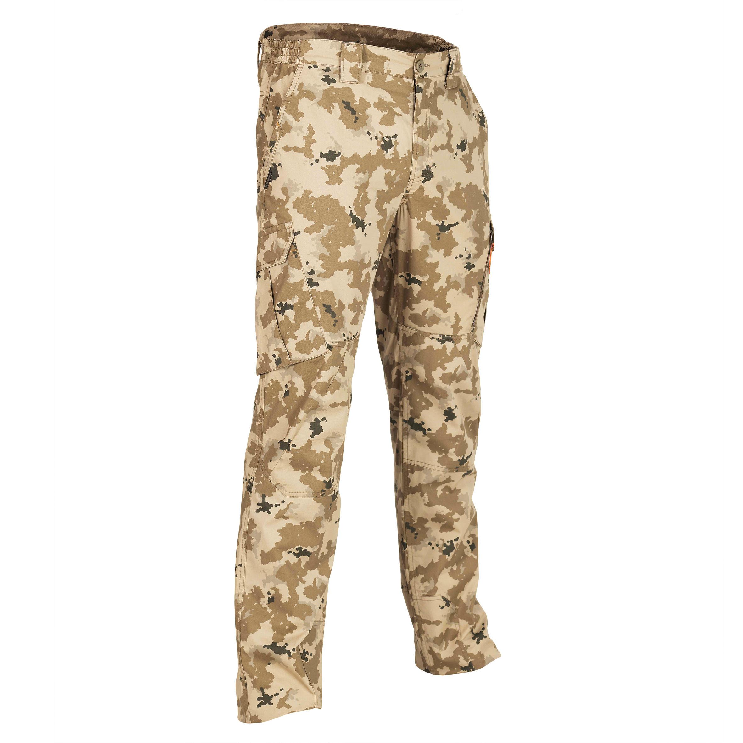 Men Trousers Pants SG-500 Camo Island Desert