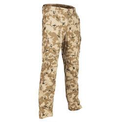 4118d471933db Men Trousers Pants SG-500 Camo Island Desert