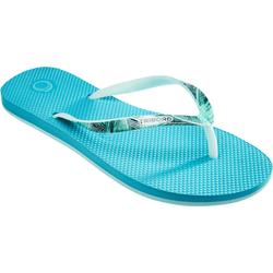 Damesslippers TO 500 Bondi blauw