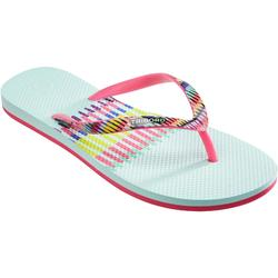 TO 500 W Jazz Women's Flip-Flops - Green