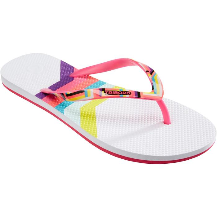 Chanclas Mujer TO 500 M Pop Blanco