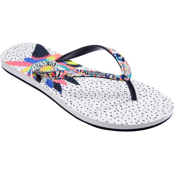 Slippers voor dames 500 Street