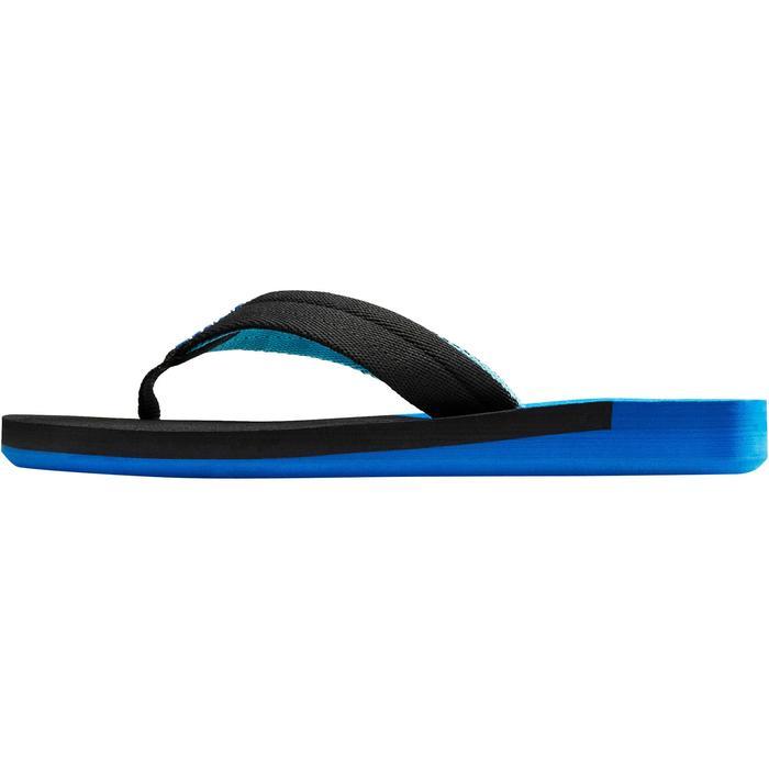 TONGS Garçon 550 Noir Bleu