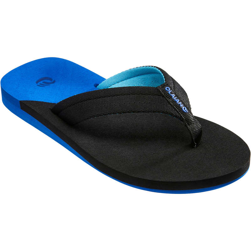 JUNIOR'S SURF FOOTWEAR Surf - TO 550 B - Black/Blue OLAIAN - Surf Clothing