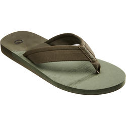 MEN'S FLIP-FLOPS 550 - NEW KHAKI