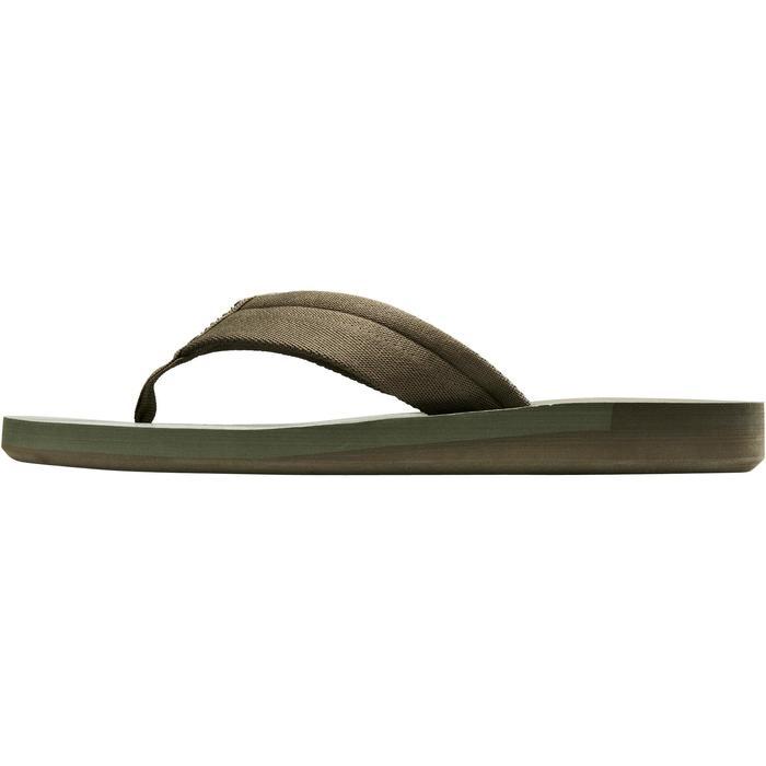 男款夾腳拖鞋TO550 New-卡其色