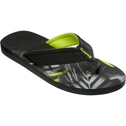 TO 550 M Tropi Men's Flip-Flops - Black