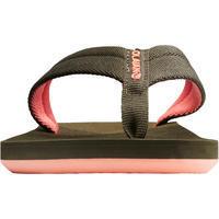 Women's Flip-Flops TO 550 Khaki
