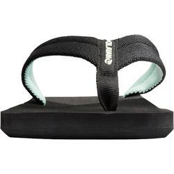 Damesslippers TO 550 zwart Frozen