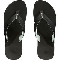 Women's Flip-Flops 550 - Frozen Black