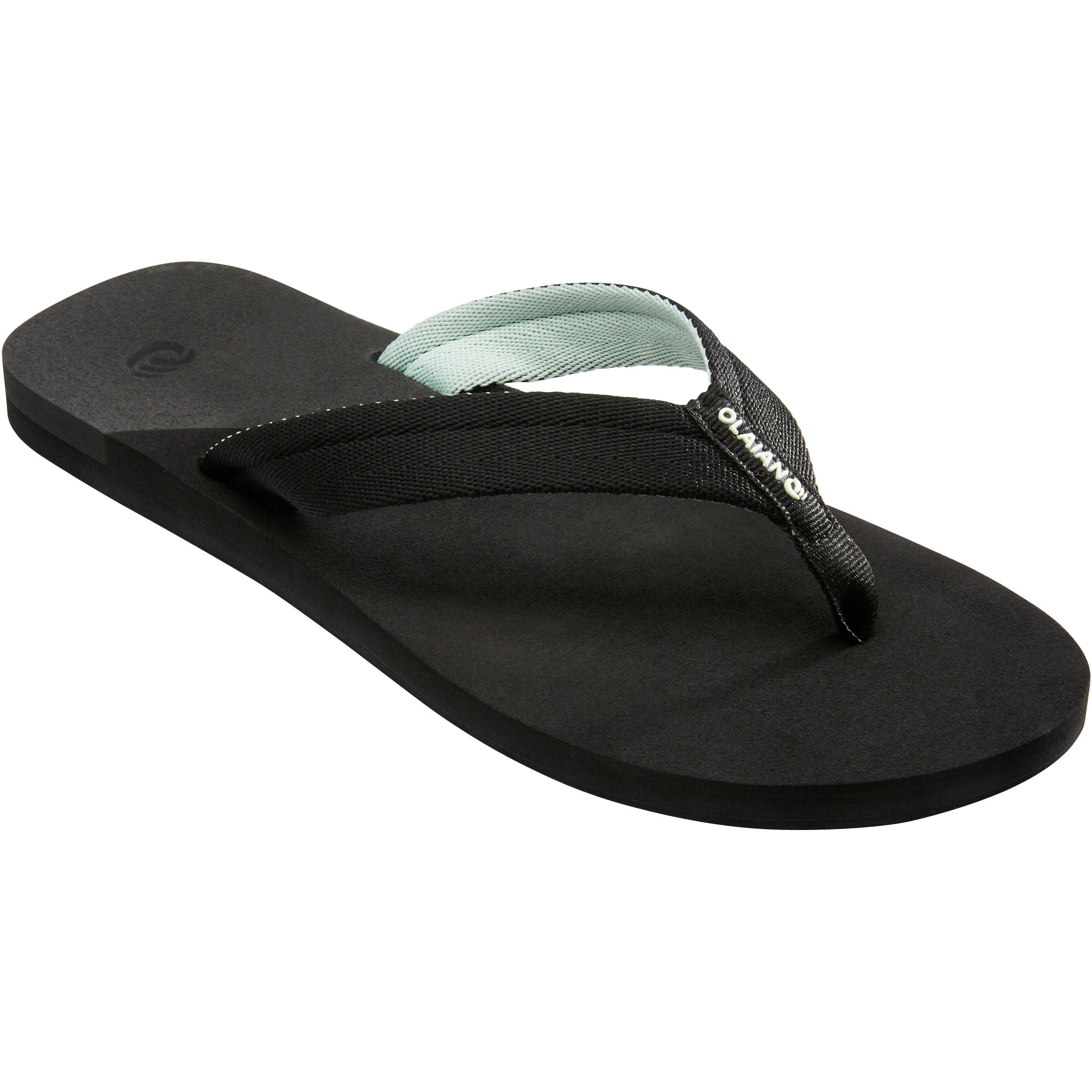 Olaian Slippers dames 550 zwart Frozen
