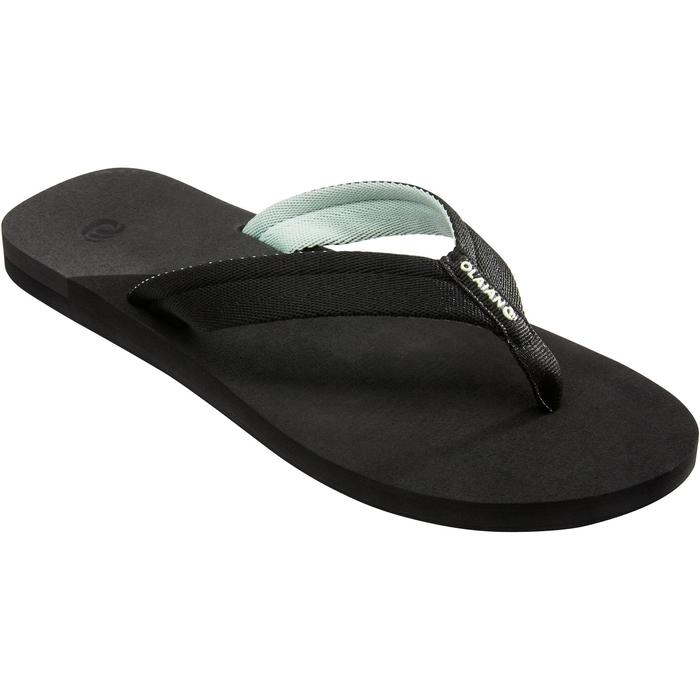 Slippers dames 550 zwart Frozen