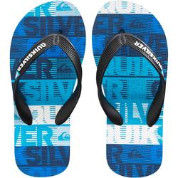 Slippers voor kinderen Molokai blauw