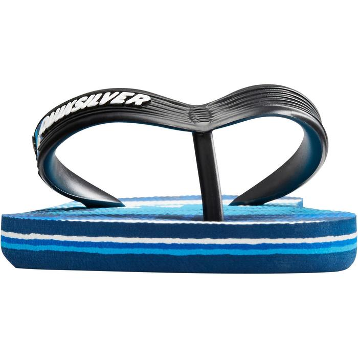 TONGS JUNIOR QUIKSILVER MOLOKAI Bleu