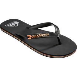 Herenslippers Quicksilver Molokai Wave zwart