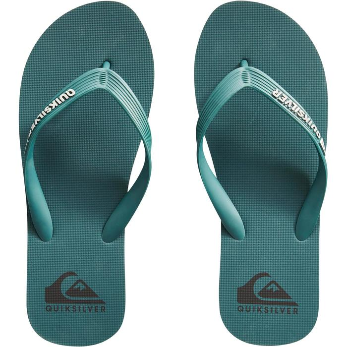 Slippers Molokai Wave groen