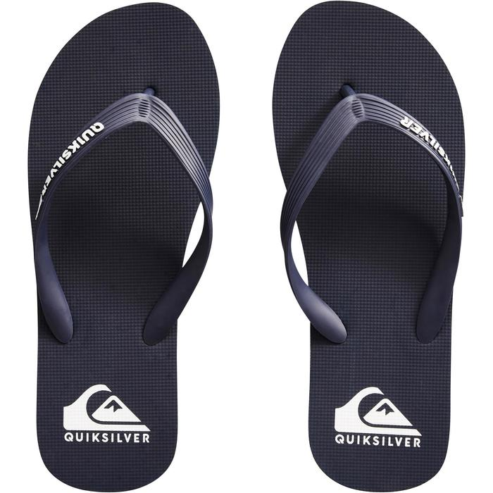 Slippers Molokai Wave donkerblauw