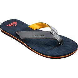 Tongs Homme LASER GRIP Quiksilver blue