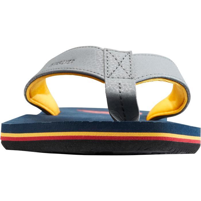 Slippers Laser grip blauw