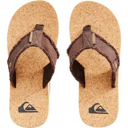 Herenslippers Monkey Abyss Quiksilver