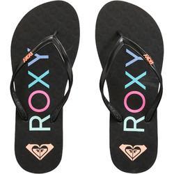 Damesslippers Bahama Roxy zwart