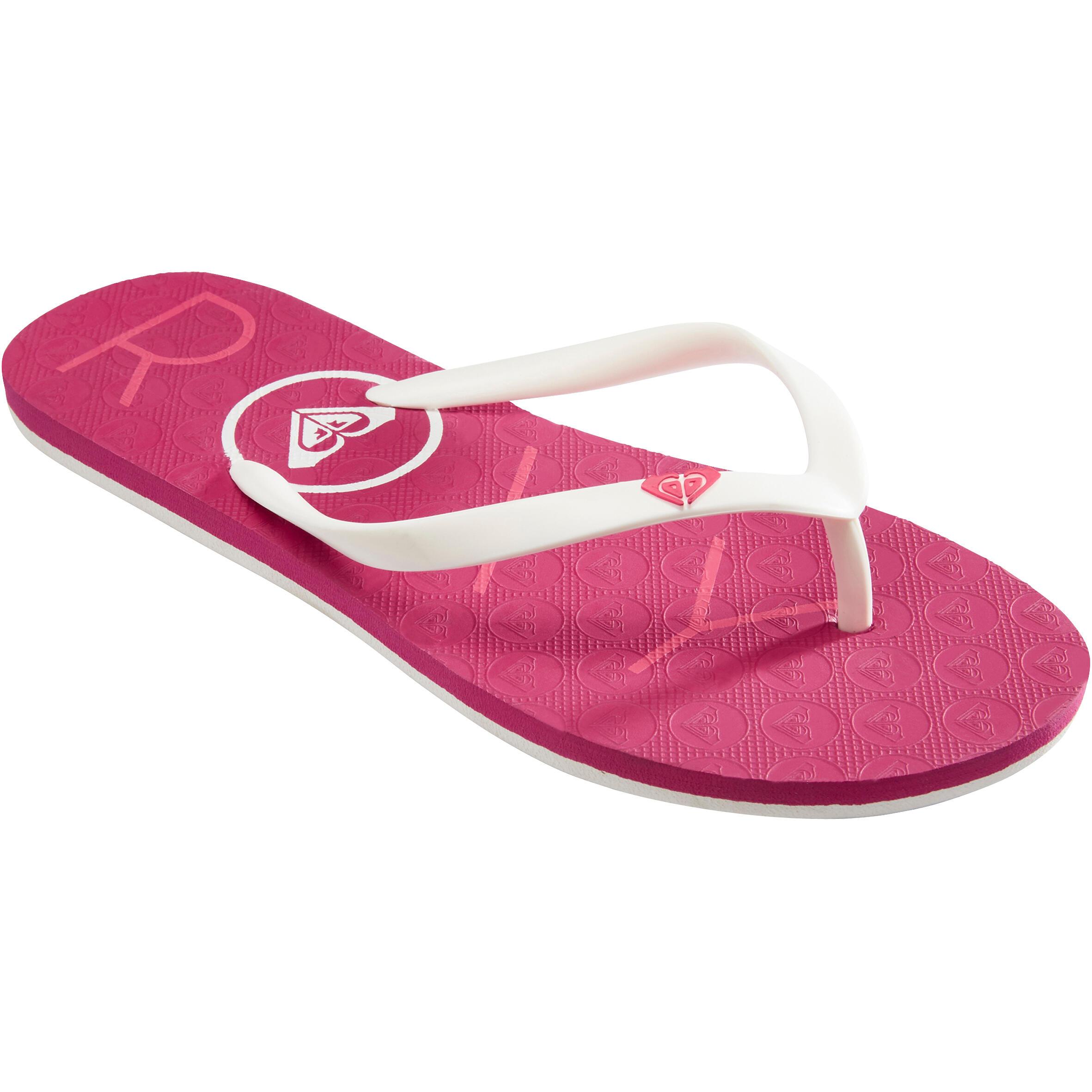 Roxy sportslippers voor dames Sea roze