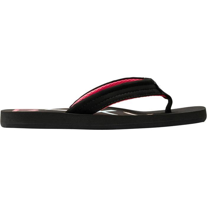 Slippers Vista zwart